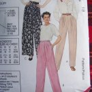Misses 1 Hour Pants That Fit Sz 18 Sewing Pattern 7174 Palmer Pletsch
