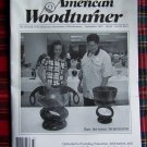 Back Issue American Woodturner Sept 1997 Magazine Woodworking