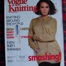 Vogue Knitting Patterns Magazine Winter Special 1990 1991 International