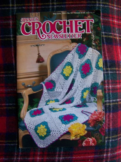 Annie's Crochet Pattern Newsletter 69 May June Crocheting Patterns