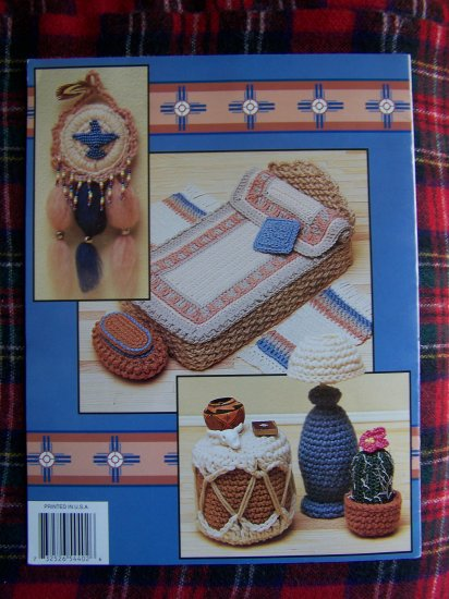Annies Attic Crochet Patterns Barbie Fashion Doll Bedroom Southwest Furniture Pattern
