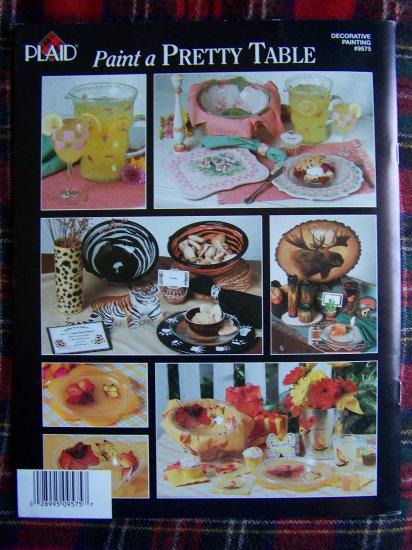 Decorative Painting Pattern Instructions Book Jungle Cottage Folk Art Rustic