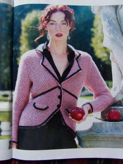 Winter 2004 2005 Vogue Knitting International Magazine 35 Patterns