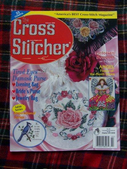 Feb 2000 The Cross Stitch Stitcher Pattern Magazine 23 Chart Patterns