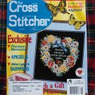 AUgust 2000 Cross Stitch Pattern Chart Magazine 23 Stitcher Stitching Patterns