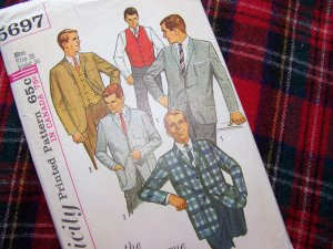 Mens suit jacket pattern Men's Suits / Sportcoats | Bizrate