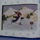 February 2006 The Cross Stitch Stitcher Pattern Book Winter Valentines