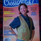 Crazy for Cross Stitch Pattern Magazine # 72 Sept 2002 Needlecraft Patterns