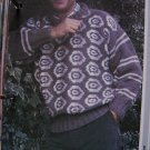 USA 1 Cent S&H Men's Vintage Sweater Knitting Pattern