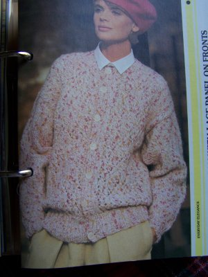 Love My Doll Sweater Knitting Pattern | Red Heart