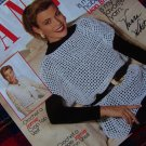 USA 1 Cent S&H 80's Vintage Vanna Crochet Patterns Fashion Shell & Crop Top Vest