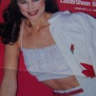 USA 1 Cent Shipping Vintage 80's Crochet Pattern Bandeau Strappy Top