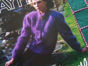 Mountain Colors Yarns: Knitting Patterns, Sweaters