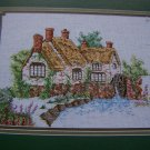 1 Cent USA S&H 3 Stone Mill Pond Great Big Graphs Counted Cross Stitch Patterns Cottages