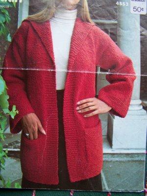 Knit Sew Crochet - Knitting patterns for men