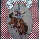 Vintage Cross Stitch Book 41 Stoney Creek Best of The West Western Patterns