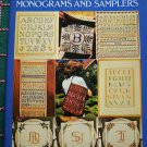 Vintage Cross Stitch Charted Alphabets for Monograms & Samplers Dover Needlework Book