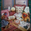 41 Vintage Cross Stitch & Quilting Patterns Book 19