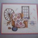 1 Cent USA S&H Yesterdays Dream Cross Stitch Pattern Chart Leaflet # 449 Book 3