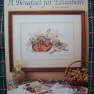 1 Cent S&H USA Paula Vaughan A Bouquet for Elizabeth Pattern 492 Book 6