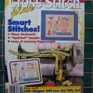 1 Cent USA S&H 15 Cross Stitch Plus Patterns Sept 1994 Back Issue Magazine