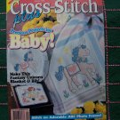 USA 1 Cent S&H Cross Stitch Plus Patterns Magazine Baby Jan 95