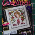 1 Cent USA S&H Cross Stitch Sampler Patterns Magazine Feb 1995