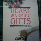 Cross Stitch Patterns Heart Warming Gifts Booklet For the Love OF Cross Stitching