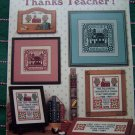 1 Cent USA S&H Vintage Teacher Remembrance Gift Cross Stitch Patterns Leaflet 23