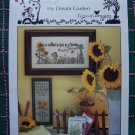 1 Cent USA S&H My Dream Garden God's Sunflowers Floral & Sampler Embroidery Patterns # 34