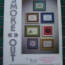 1 Cent USA S&H No Smoking Needlepoint Embroidery Cross Stitch Sampler Patterns
