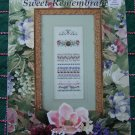 Sweet Remembrance Embroidery Cross Stitch Pattern Penny USA Shipping Specials