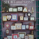 60 Vintage Patterns Mini Sayings Samplers Cross Stitch Embroidery See Pictures