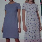 1 Cent USA S&H Misses Summer Dress in Two Lengths Sewing Pattern 9319 Sz 6 8 10 12