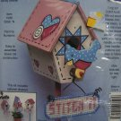 1 Cent USA S&H Wood Birdhouse Craft Kit Paint by Number & Needlework Sign