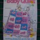 Baby Flannel Quilts Applique Patterns Crib Blankets House of White Birches