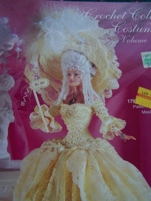 Crochet Doll Clothes - Crochet Patterns - Page 1