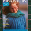 Pingouin Knitting Pattern Magazine Child's 2 - 12 Men Womens Sizes