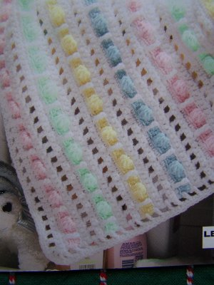 New Free Crochet Baby Afghan Patterns : AFGHAN BABY CROCHET PATTERN RAINBOW FREE PATTERNS