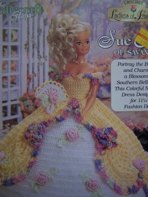 Free Crochet Barbie Patterns Lena Patterns