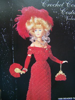 Q&A: Free Barbie or 11.5 fashion doll clothes crochet patterns for