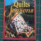 Leisure Arts Quilts for all Seasons Book Quilting Patterns
