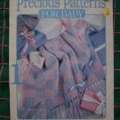 6 Crocheted Baby Afghans Crochet Patterns Leisure Arts Booklet Anne Halliday
