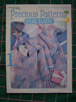 Mary Maxim - Baby Afghans and Blankets to Knit or Crochet