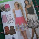 1 Cent USA S&H Misses Easy Sewing Pattern 4236 Slim Skirt Full Half Circle Skirts 12 14 16 18 20