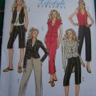 USA 1 Cent S&H Misses Suit Sewing Patterns 8 10 12 14 Lifestyle Wardrobe Butterick 4998