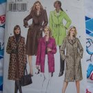 New Vogue Sewing Patterns Lined Coat Jacket 5 Styles 8 10 12 USA 1 Cent S&H 7942