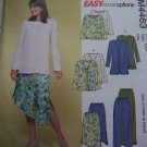 S&H 1 Cent USA  McCall's Easy Endless Options 4463 Misses 8 10 12 14