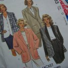 Free Shipping USA McCall's 4 Hour Blazer Suit Jackets Misses 12 14 16 8083