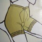 Vintage Sewing Pattern Misses Long Leg Girdle S M L XL Shaper Sew Lovely G 602